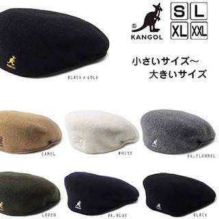 KANGOL - KANGOL 504 ウール