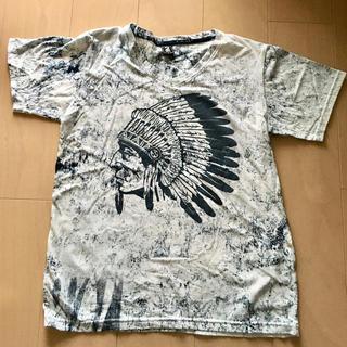 ネイティブアメリカン柄のTシャツ(Tシャツ(半袖/袖なし))