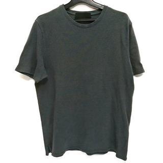 プラダ(PRADA)のプラダ 半袖Tシャツ サイズM メンズ -(Tシャツ/カットソー(半袖/袖なし))