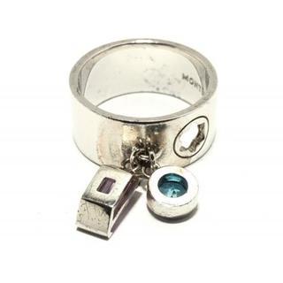 モンブラン(MONTBLANC)のモンブラン リング - ブルー×パープル(リング(指輪))