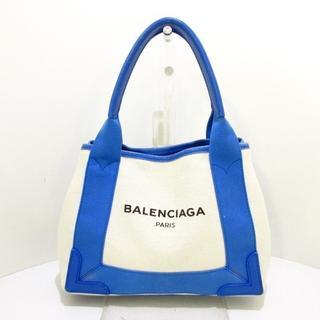 バレンシアガ(Balenciaga)のバレンシアガ トートバッグ ネイビーカバXS(トートバッグ)