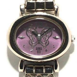 ANNA SUI - アナスイ 腕時計 - Y150-0BA0 レディース