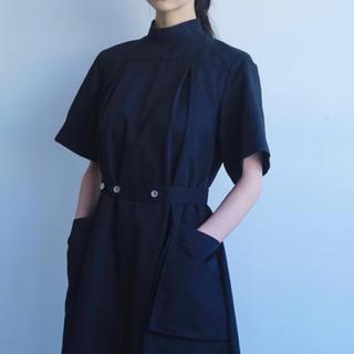 ヤエカ(YAECA)の試着のみ★ foufou THE DRESS #21 ドイツメディカルドレス(ロングワンピース/マキシワンピース)
