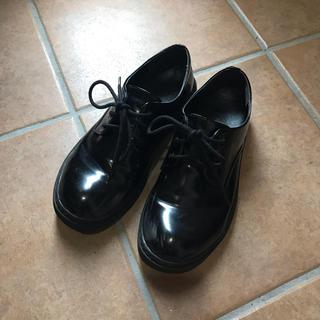 ミスティック(mystic)のドレスシューズ 黒(ローファー/革靴)