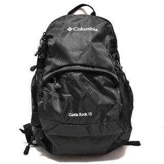 コロンビア(Columbia)のコロンビア リュックサック美品  - 黒(リュック/バックパック)