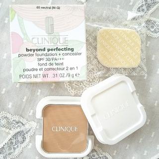 CLINIQUE - ✤CLINIQUE✤新品ビヨンドパーフェクティングパウダーファンデーション30