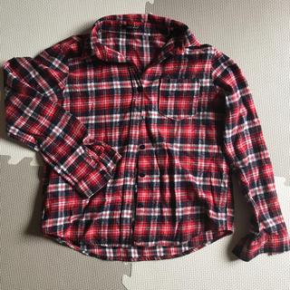 ワンウェイ(one*way)のチェックシャツ(シャツ/ブラウス(長袖/七分))