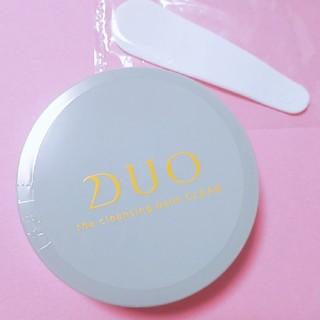 【新品】DUO クレンジングバーム クリア  20g