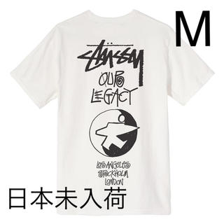 STUSSY - STUSSY OUR LEGACY SURFMAN PIG DYED TEE