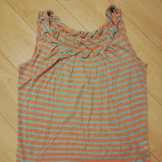 ツモリチサト(TSUMORI CHISATO)のツモリチサト トップス(カットソー(半袖/袖なし))