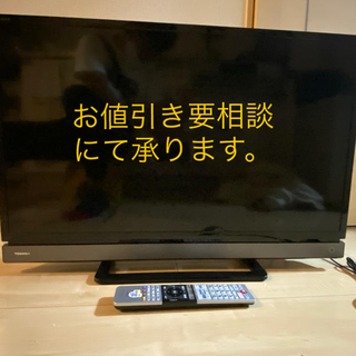 東芝 - 液晶テレビ TOSHIBA REGZA  32V型 高画質液晶レグザ
