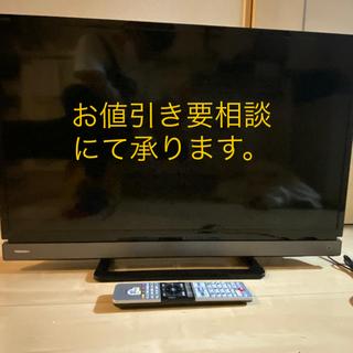 東芝 - 液晶テレビ TOSHIBA REGZA  32V型 高画質液晶レグザ 多機能