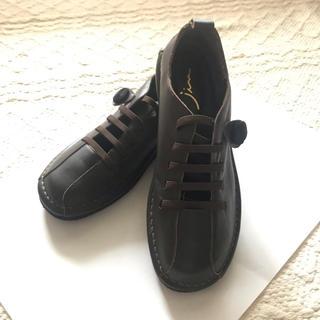 センソユニコ(Sensounico)のスニーカー   ローファー   慈雨   jiu (ローファー/革靴)