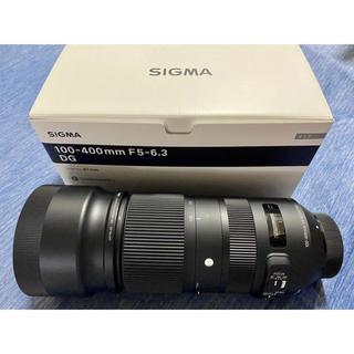 SIGMA - シグマ SIGMA 100-400mm F5-6.3 DG OS HSM NA