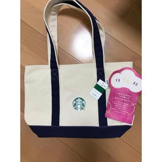 スターバックスコーヒー(Starbucks Coffee)の【未使用】スターバックス 福袋 トートバッグ(トートバッグ)