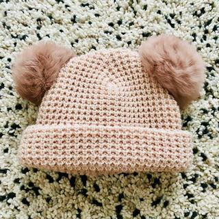 petit main - プディマイン ニット帽