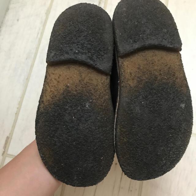 Caramel baby&child (キャラメルベビー&チャイルド)のpepe ストラップ シューズ レザー フォーマル 黒 キッズ/ベビー/マタニティのキッズ靴/シューズ(15cm~)(フォーマルシューズ)の商品写真