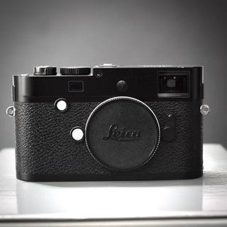 LEICA - Leica M-P 240 ライカ デジタルカメラ  ブラックペイント
