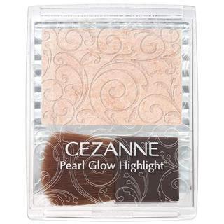 CEZANNE(セザンヌ化粧品) - セザンヌ パールグロウハイライト 01 シャンパンベージュ