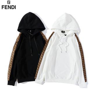 FENDI - 【送料無料】FENDIフェンディ長袖パーカー★2枚14000円★302
