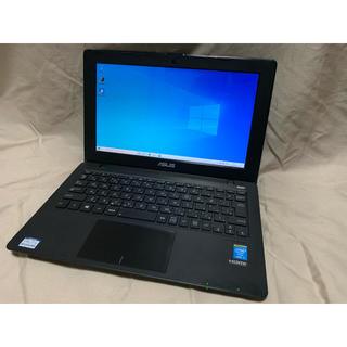 エイスース(ASUS)のASUS X200L i34010U(ノートPC)