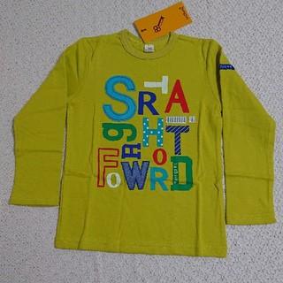 キムラタン - 25*新品* キムラタン ラキエーベ 長袖Tシャツ 120サイズ