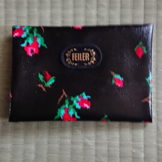 FEILER(フェイラー)のフェイラポケットティッシュ入れ レディースのファッション小物(その他)の商品写真