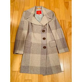 ヴィヴィアンウエストウッド(Vivienne Westwood)のヴィヴィアンウエストウッド コート(ロングコート)