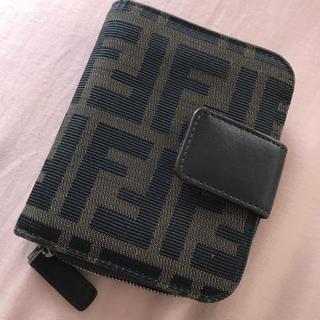 FENDI - フェンディ 折り財布 FENDY