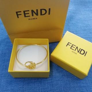 フェンディ(FENDI)の美品・Fendi フェンディ ブレスレット(ブレスレット/バングル)