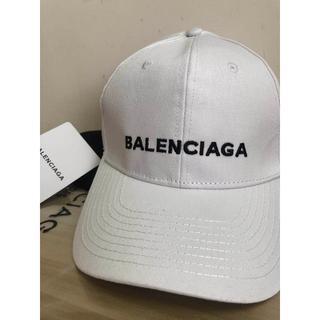 【美品】1枚4500円送料無料BALENCIAGAバレンシアガキャップ帽子