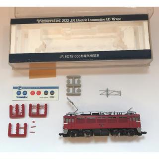 トミー(TOMMY)のトミックス 2122 ED751000形(鉄道模型)