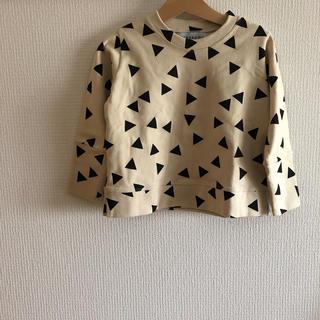 こどもビームス - arkakama アルカカマ Triangle Sweatshirt