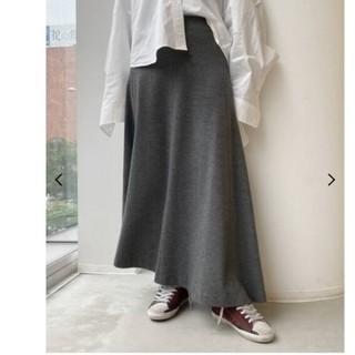 L'Appartement DEUXIEME CLASSE - Wool Asymmetry スカート 34