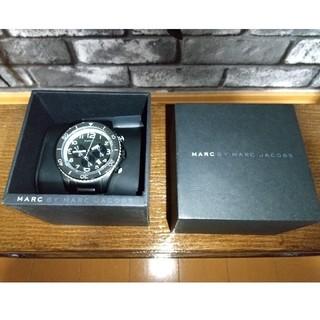 マークバイマークジェイコブス(MARC BY MARC JACOBS)のマークバイマークジェイコブス 腕時計 メンズ(腕時計(アナログ))