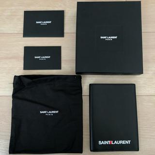 Saint Laurent - 定価4万5000千円。サンローラン   カード