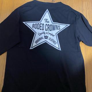 ロデオクラウンズワイドボウル(RODEO CROWNS WIDE BOWL)のRCWB限定Tシャツ(Tシャツ(長袖/七分))