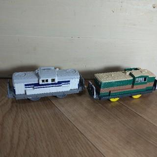 トミー(TOMMY)のプラレール DD51  DE 10 1660釧路湿原ノロッコ号(鉄道模型)