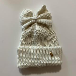 プティマイン(petit main)のpetitmain ニット帽(帽子)