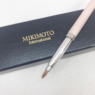 ミキモト(MIKIMOTO)のMIKIMOTO リップブラシ ピンク 真珠 メイク(コフレ/メイクアップセット)