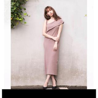 snidel - Herlipto ニット ワンピース ドレス