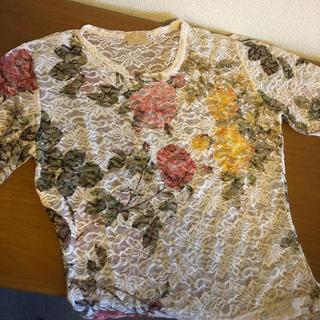 Vivienne Westwood - ヴィヴィアンウエストウッド レースTシャツ