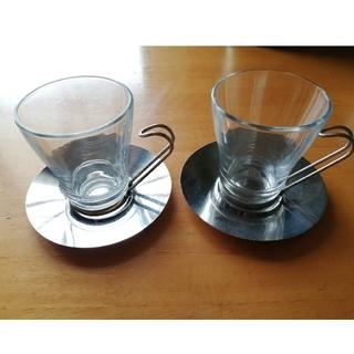 ボルミオリロッコ(Bormioli Rocco)のボルミオリロッコ マグ 2個(グラス/カップ)