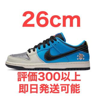 ナイキ(NIKE)のINSTANT × NIKE SB DUNK LOW PRO QS 26.0cm(スニーカー)