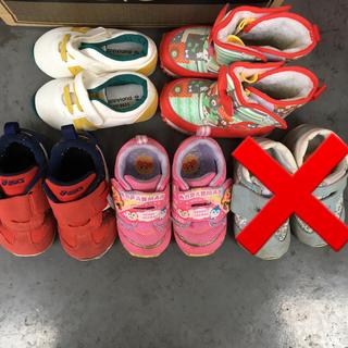 ミキハウス(mikihouse)の13.5から14.5 靴 11足セット(スニーカー)