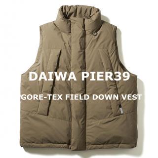 1LDK SELECT - DAIWA PIER39 GORE-TEX FIELD DOWN VEST