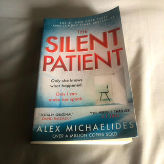 the SILENT PATIENT(洋書)