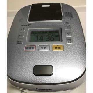 Panasonic - パナソニック Wおどり炊き 10合サイズ SR-SPX186
