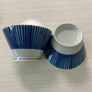 ムジルシリョウヒン(MUJI (無印良品))の無印良品 茶碗2個セット(食器)