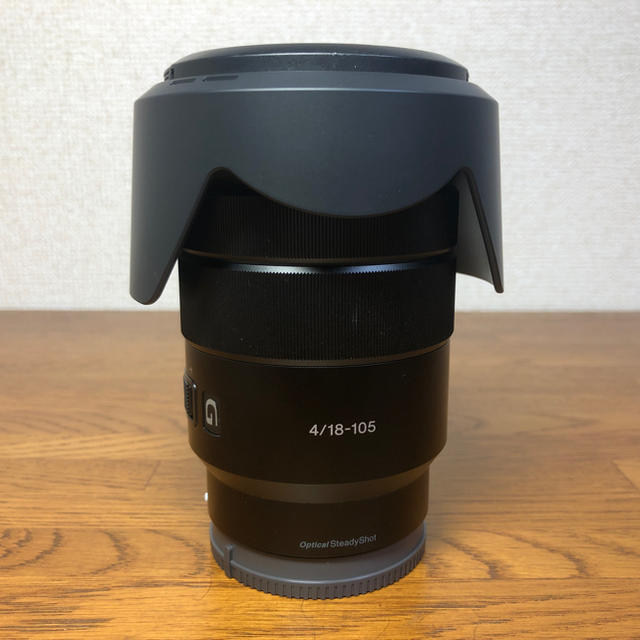 SONY(ソニー)の【本日限り!】SONY EPZ 18-105 F4 スマホ/家電/カメラのカメラ(レンズ(ズーム))の商品写真